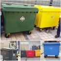 660 Ltr Four Wheel Garbage Bin In Delhi NCR