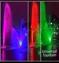 Musical Fountain Controller
