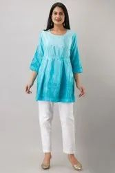 Women Polyester Tunics