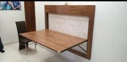 Wall Mounting Folding Dining Table