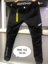 Mens Cargo Pants, Size: Mention On Pic