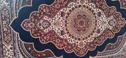 Hand Woven Silk Carpet