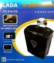 Lada CC014CD Paper Shredder Machine