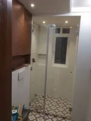 Toilet Glass Fitting Service, On Site