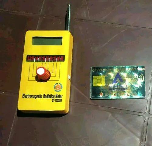 Mobile Radiation Tester