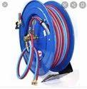 Transair automatic rewind type gas hose reel