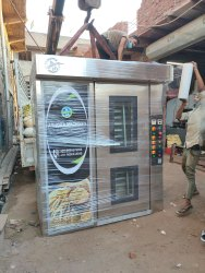 Rotary Rack Oven 84 Tray