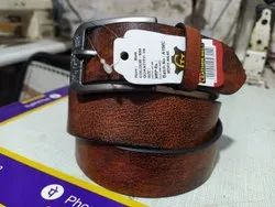 Brown Casual Belt Men's Leather Belts