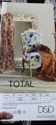 Printed Velvet  sofa / curtain/cusion Fabric