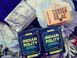 M.laxmikanth English Indian Polity 6th Edition