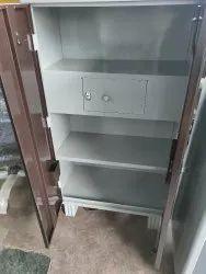 Metal Almirah or Cupboard 4.5 ft