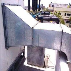 Sv Rectangular Duct, For Residential Use