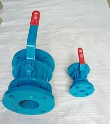 Cast Iron Flange End Ball Valves