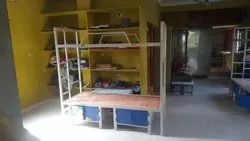 Bunk Bed With Plywood Top