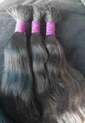 Bulk Remy Virgin Human Hair