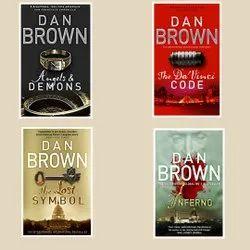 Paperback Dan Brown Book