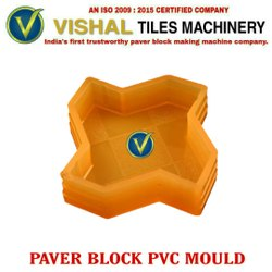 Star Paver Block PVC Mould