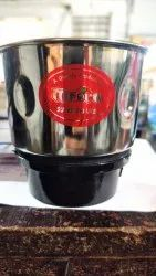 Polycarbonate Pan India Stainless Steel Mixer Jar, For Home, Blade Speed: 12000-26000 Rpm