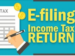 Online Income Tax Return, in Pan India, Individual