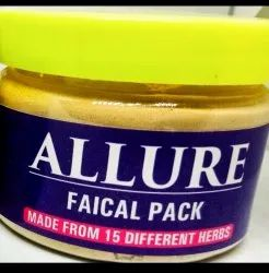 Alure Face Pack