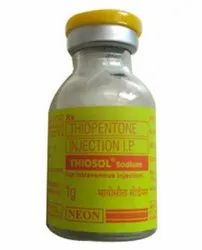 Thiopentone Sodium Injection