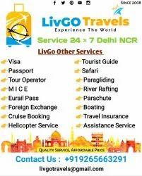 Paragliding Services