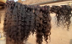 Virgin Curly Hair Extension