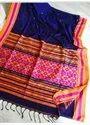 Cotton Weaving Jamdani Work Sarees