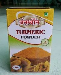 Unpolished Salem Haldi Powder Turmeric Powder