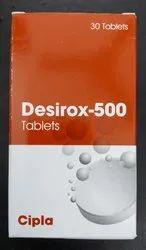 Desirox 500 Mg Tablet