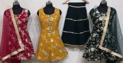 Ladies Short Frocks