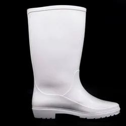 White safety Gumboot
