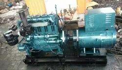 40kva Kirloskar 4 Cylinder Sound Selfstart Vishal Bharat Brand Generator With Warrenty