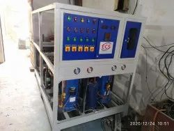 25Tr Water Cooled Chilling Plant Double Circuit