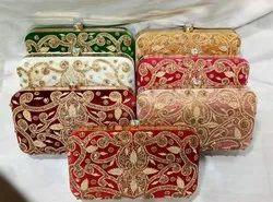 Designer Box Clutches