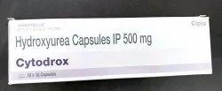 Cytodrox 500 Mg Capsule