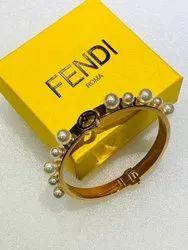 mix Gold Ladies Bracelet