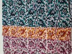 Batik Print Dress Material, For Garments