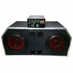 Black Tractor Music System, Channel: 2