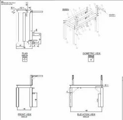 Structural Drawing Services, in Pan India