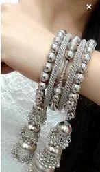 Round Fancy Fashion Jewellery, Jewellery Type: Oxidized, Size: Freesize