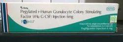 Pegasta 6mg Injection