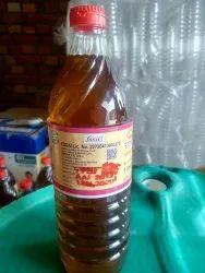 Kachi Ghani 100% Organic Mustard Oil, Packaging Size: 1 litre