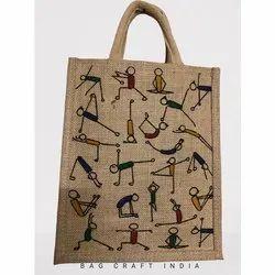 Yoga Jute Bag