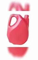 5 Ltr Edible Oil HDPE Jar