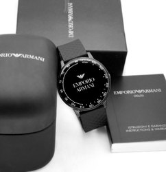 Digital New Emporio Armani Men Watch