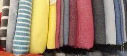 Plain Cotton Shirting Fabric