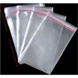Plain Bopp Garment Bags