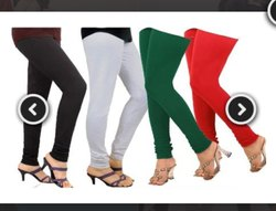 Bless Churidar Ladies Cotton Leggings, Size: XL,XxL
