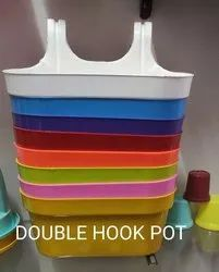 Double Hook Pot